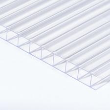 Polykarbonátová dutinková deska MULTICLEAR 10 BOX 2 čirá s UV ochranou 2100×6000mm