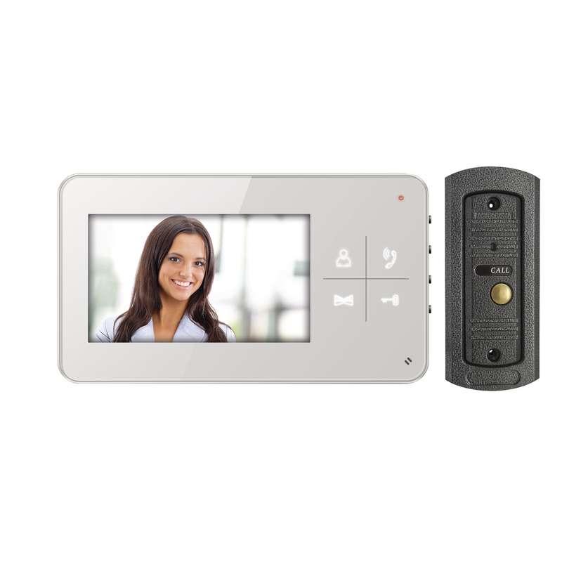 Domácí videotelefon sada, EMOS H1134
