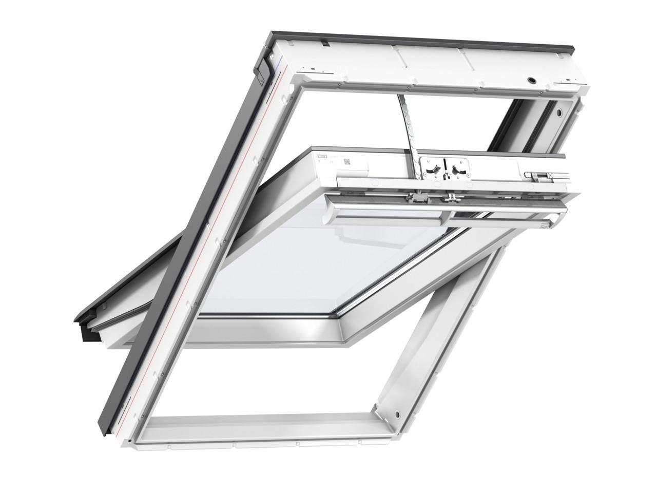 Střešní okno VELUX GGU 006821 MK04 INTEGRA kyvné dálkově ovládané