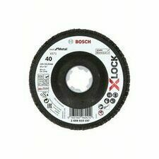 Kotouč brusný lamelový Bosch X571 Best for Metal X-LOCK 115×22,23 mm 40 10 ks