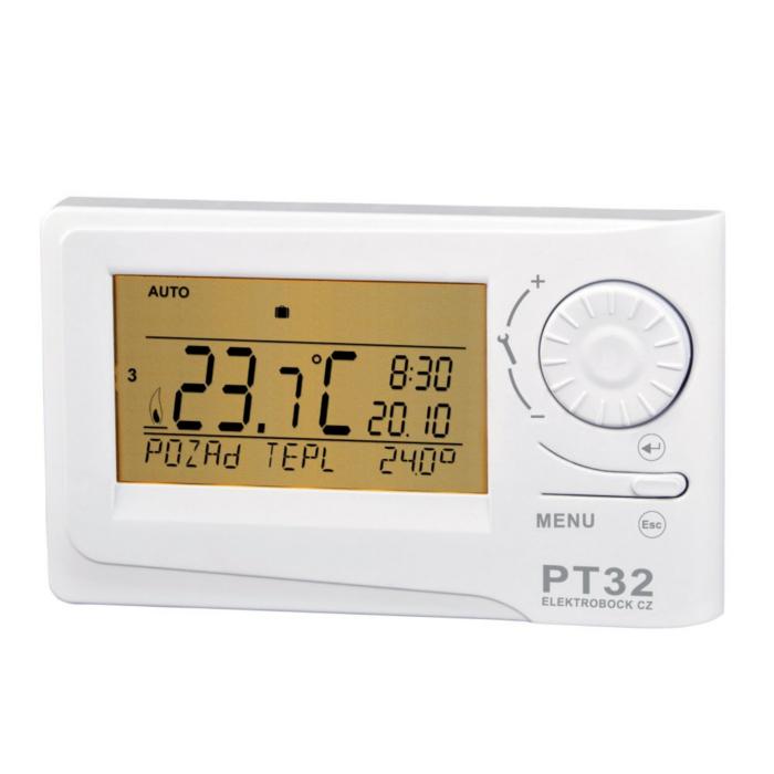 Termostat prostorový PT32