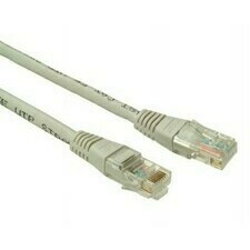 Kabel Patch CAT5E UTP 2 m, C5E-155GY-2MB