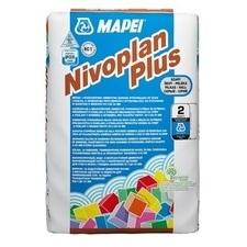 Malta cementová Mapei Nivoplan plus šedá 25 kg