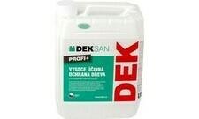 Přípravek impregnační DEKSAN PROFI+ čirý 15 kg