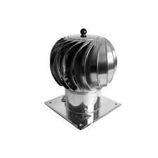Rotační komínová hlavice TURBOWENT TU150 A odklápěcí základna