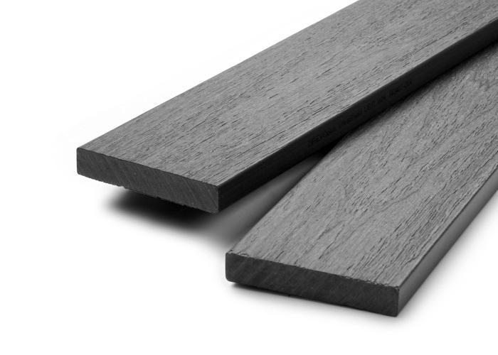 Dřevoplastová plotovka PROFI 15x80 mm (4m) grey