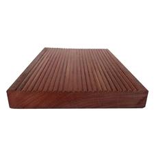Prkno terasové AU-MEX exotické dřevo Massaranduba 21×140×3050 mm