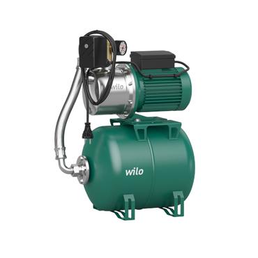 Domácí vodárna Wilo HWJ-301 H.T.EM/60 l  s vakovou tlakovou nádobou