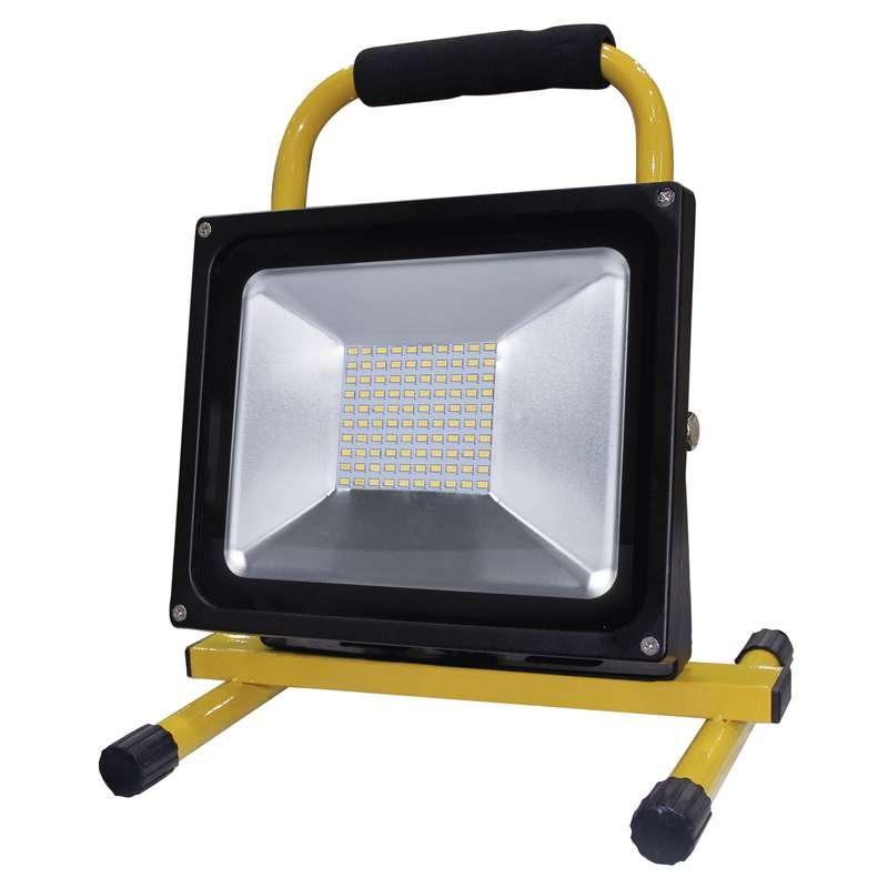 Reflektor LED IP65 s madlem 50 W