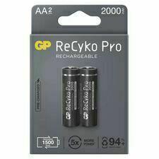 Baterie nabíjecí HR6 AA GP ReCyko Pro