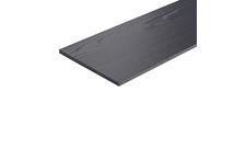 Obklad fasádní HardiePlank antracitově šedá 180×8×3600 mm
