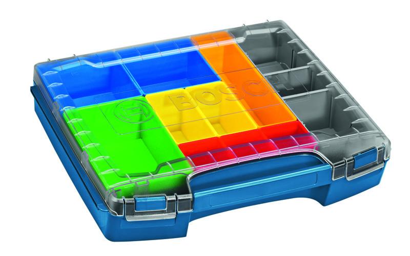 Box BOSCH i-BOXX 72 Professional, set 10 ks