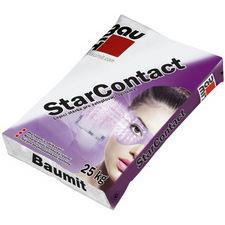 Hmota lepicí a stěrková Baumit StarContact 25 kg
