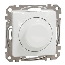 Stmívač otočný  LED univerzální Schneider Sedna Design bílá