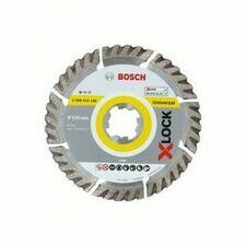 Kotouč řezný diamantový Bosch Standard for Universal X-LOCK 125×22,23×2×10 mm