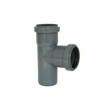 Odbočka HTEA pro připojení boční kanalizační větve DN 75/50, úhel 87,5°