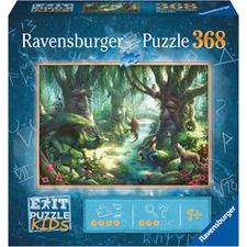 Exit KIDS Puzzle: V magickém lese 368 dílků