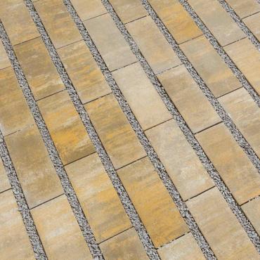 Dlažba betonová BEST AKVALINES standard sand 120×300×80 mm