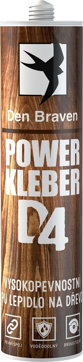 PU lepidlo Power kleber GOLD 300 ml