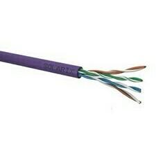 Instalační kabel UTP Solarix CAT5E LSOH (305m/bal)