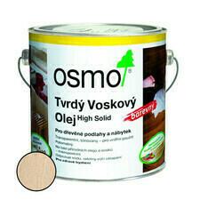 Olej tvrdý voskový Osmo 3040 bílý 0,75 l