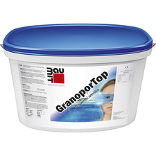 Omítka disperzní Baumit GranoporTop rýhovaná 2 mm 25 kg