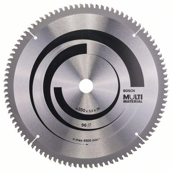 Kotouč pilový Bosch Multi Material 350×30×2,5 mm 96 z.
