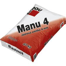 Omítka jádrová Baumit MANU 4 40 kg