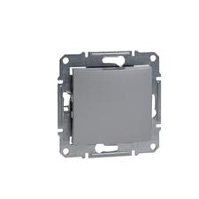 Kryt záslepný Schneider Sedna aluminium