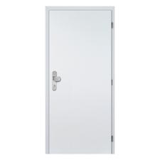 Dveře protipožární plné hladké Masonite Lume Extra bílé premium pravé 800 mm