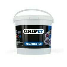 Sada šroubů GripIt box smíšená (100 ks/bal.)
