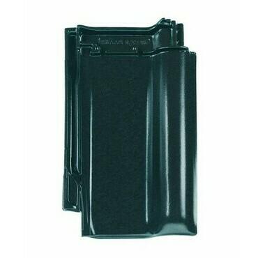 BRAMAC Rubín 13 základní taška glazura černá