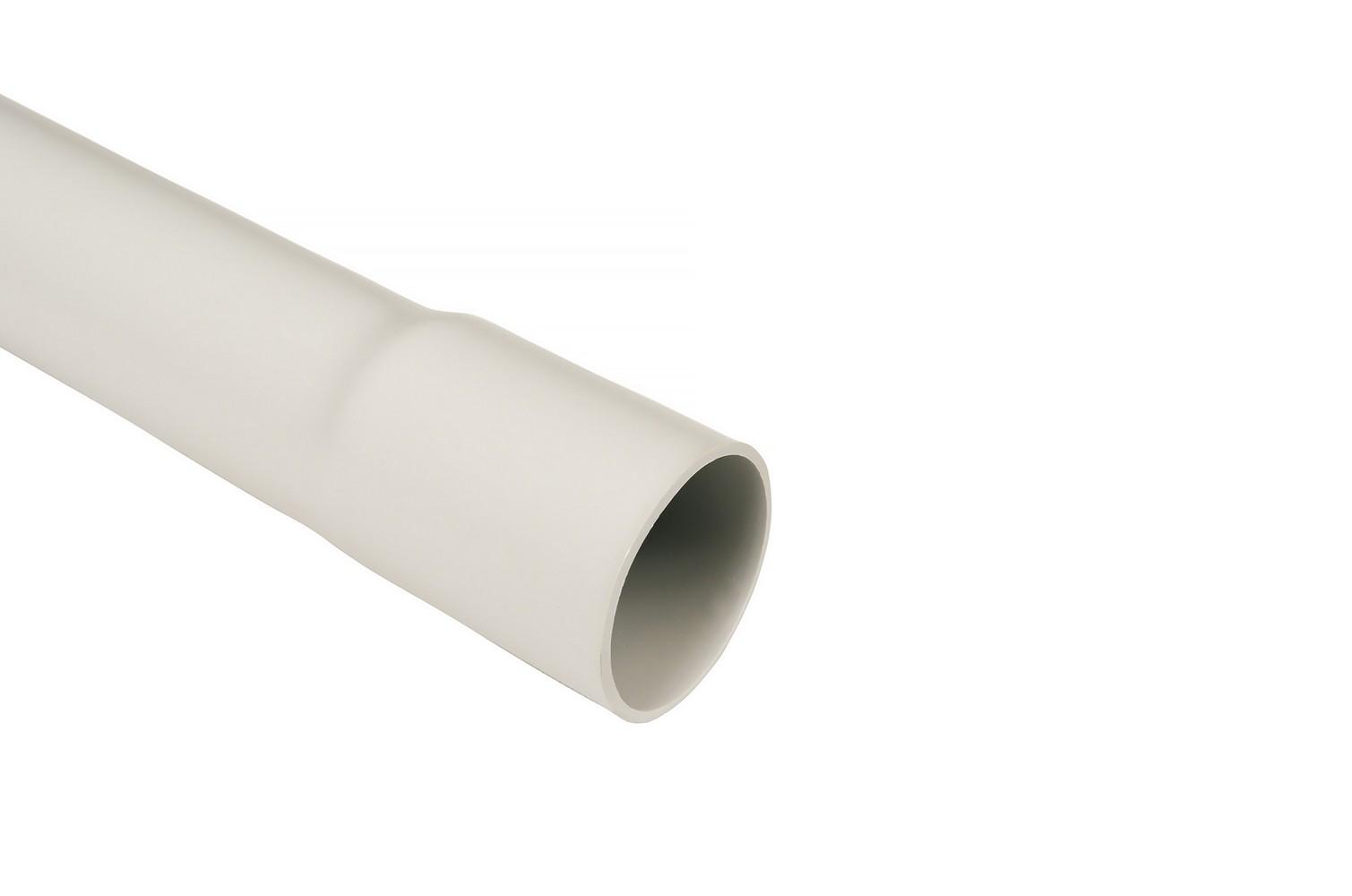 Trubka tuhá hrdlovaná PVC 320 N pr. 25 mm (3m)