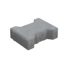 Betonová zámková dlažba CSB KOST šedá, výška 80 mm