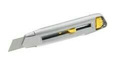 Kovový nůž Interlock pro odlamovací čepele Stanley