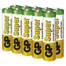 Baterie LR6 AA GP Super 10 ks/bal