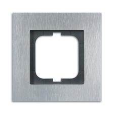 Rámeček jednonásobný Solo carat ocelová