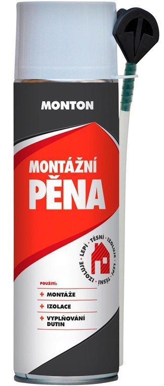 Montážní pěna Monton 750 ml