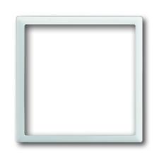 Kryt přístroje osvětlení Impuls mechová bílá