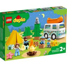 LEGO® DUPLO Dobrodružství vrodinném karavanu
