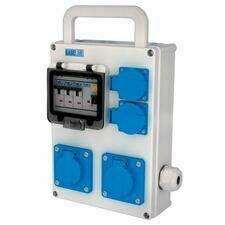 Kombinace zásuvková NG Energy Baseline 4× 230 V