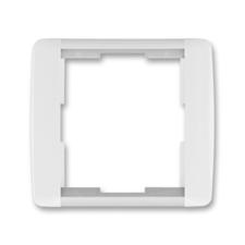 Rámeček jednonásobný Element bílá / ledová bílá