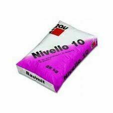 Hmota samonivelační Baumit Nivello 10 25 kg