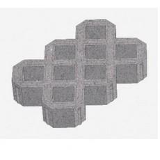 Betonová zatravňovací dlažba TBX 600x400x100 přírodní