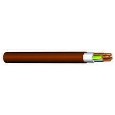 Kabel bezhalogenový, PRAFlaDur-J 2× 1,5 P60-R (metráž)