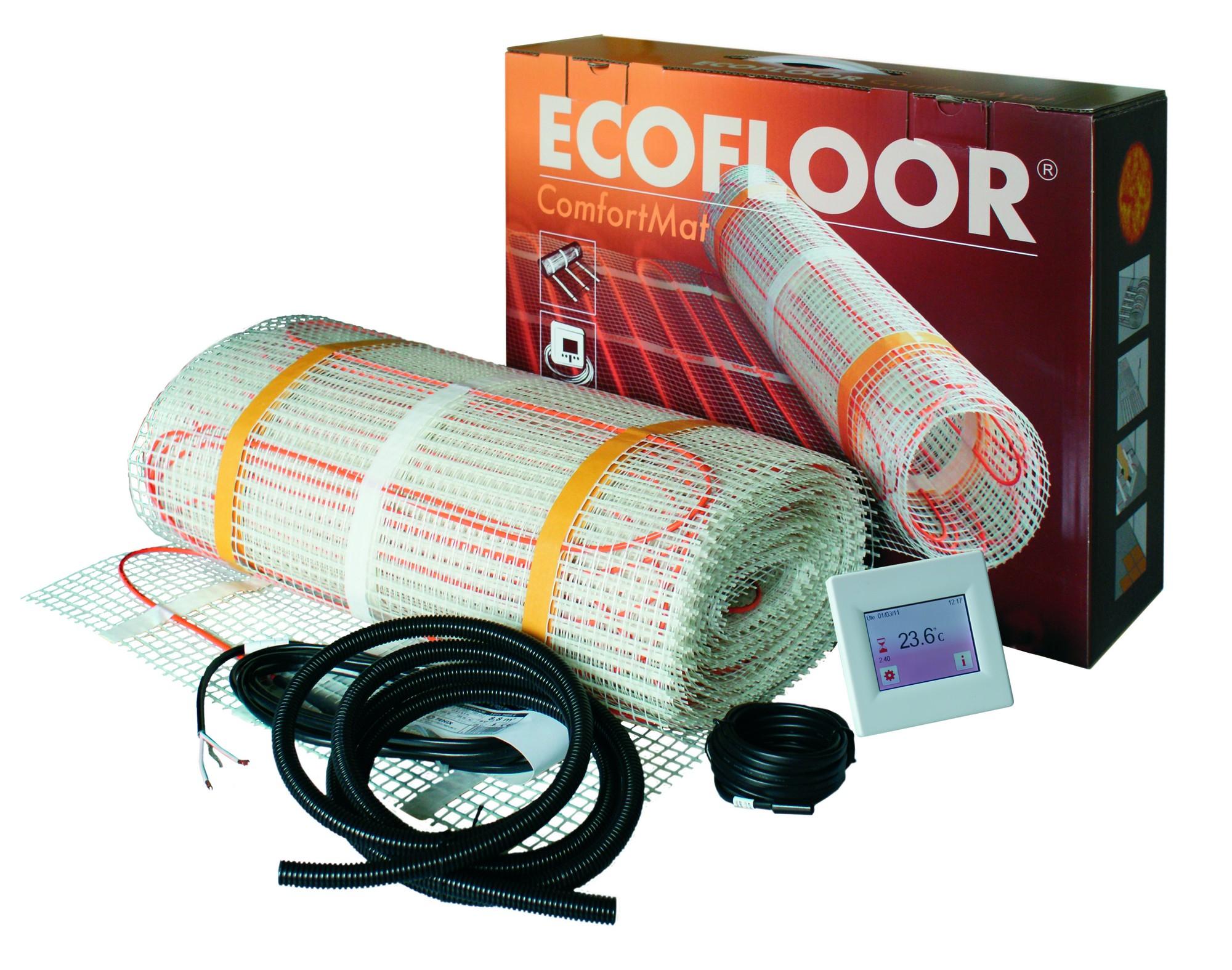 Topná rohož s termostatem sada Comfort Mat 160/0,5 m2