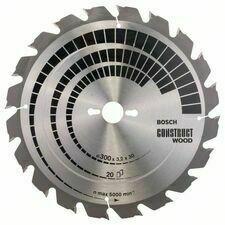 Kotouč pilový Bosch Construct Wood 300×30×3,2 mm 20 z.