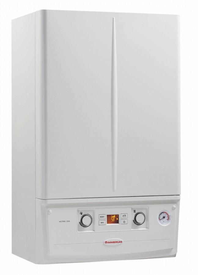 Plynový kondenzační kotel IMMERGAS VICTRIX EXA 24 X ErP, topný