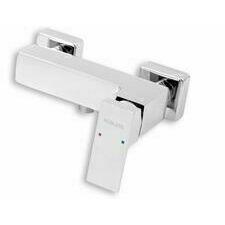 Baterie sprchová nástěnná Novaservis NOBLESS EDGE 36061/1,0 150 mm chrom