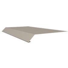 Okapnice z poplastovaného plechu Viplanyl r.š. 300 mm